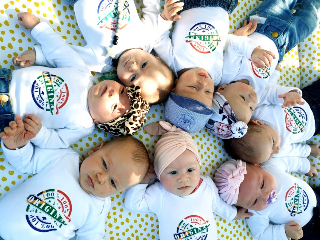 Pic-a-Tee Personalised Babywear - South Africa Original